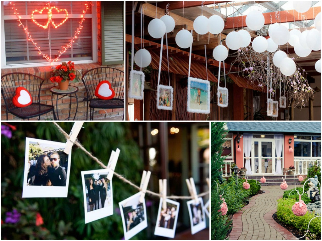 свадьба дома фото