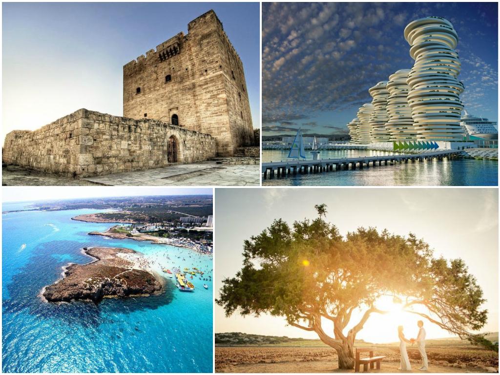места для проведения свадьбы на Кипре