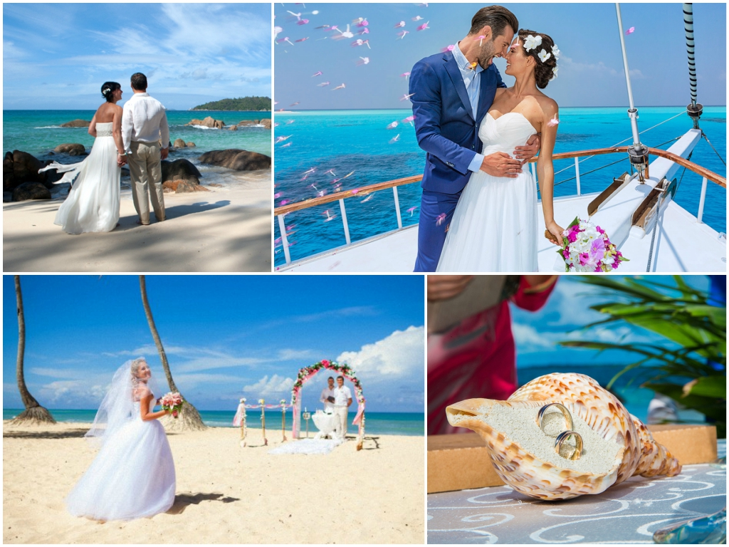 Официальная свадьба на мальдивах