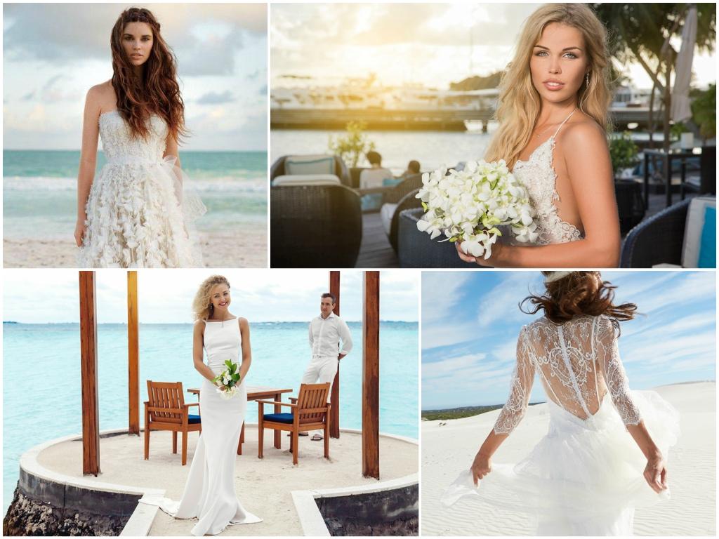 образ жениха и невесты фото свадьба на мальдивах