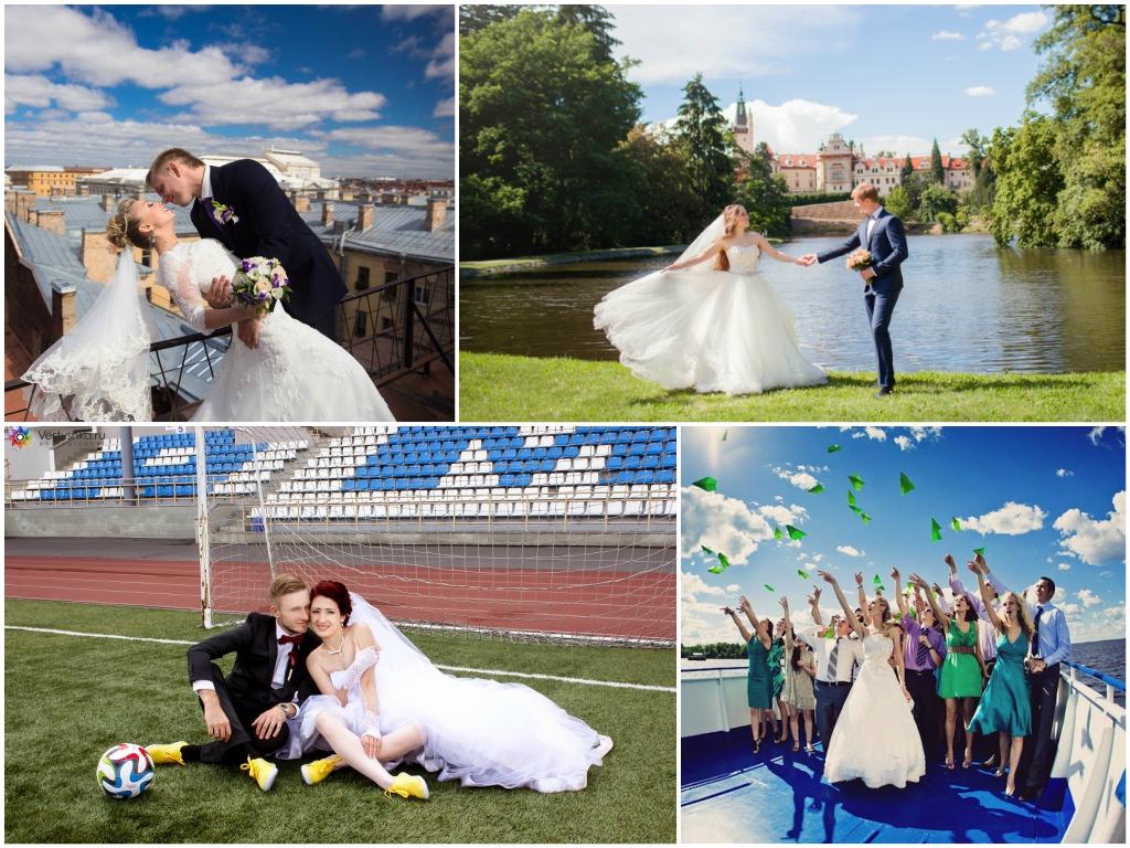 Идеи для проведения свадьбы на открытом воздухе