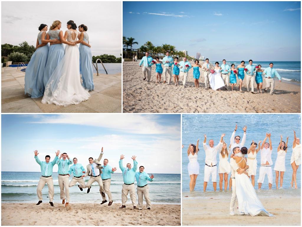 дресс-код для гостей свадьба на море