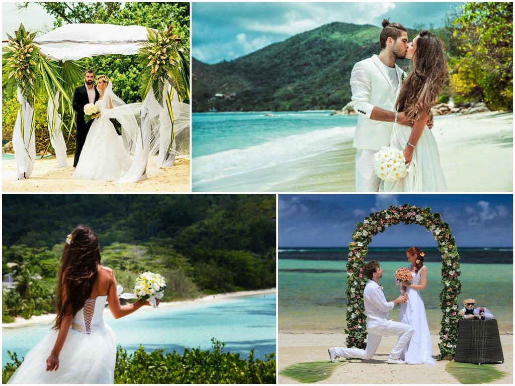 сколько стоит официальная свадьба на сейшельских островах