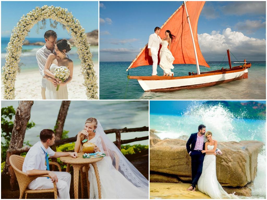 свадьба на сейшельских островах фотосессия