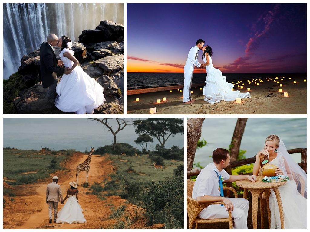 свадьба в африке фото