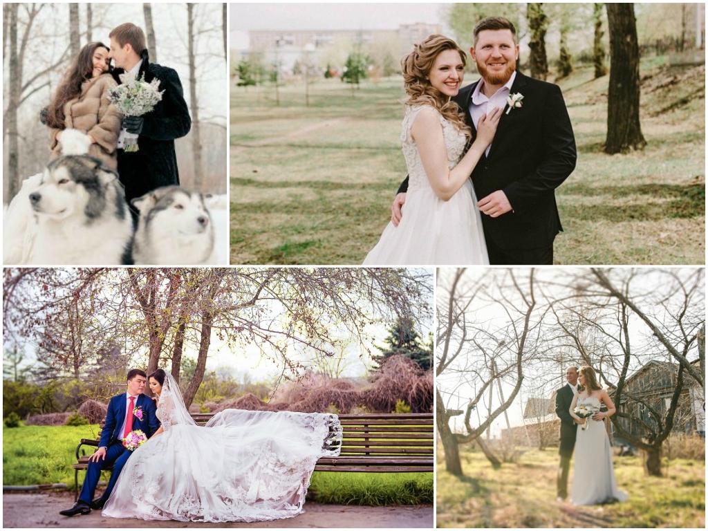 свадьба в апреле приметы