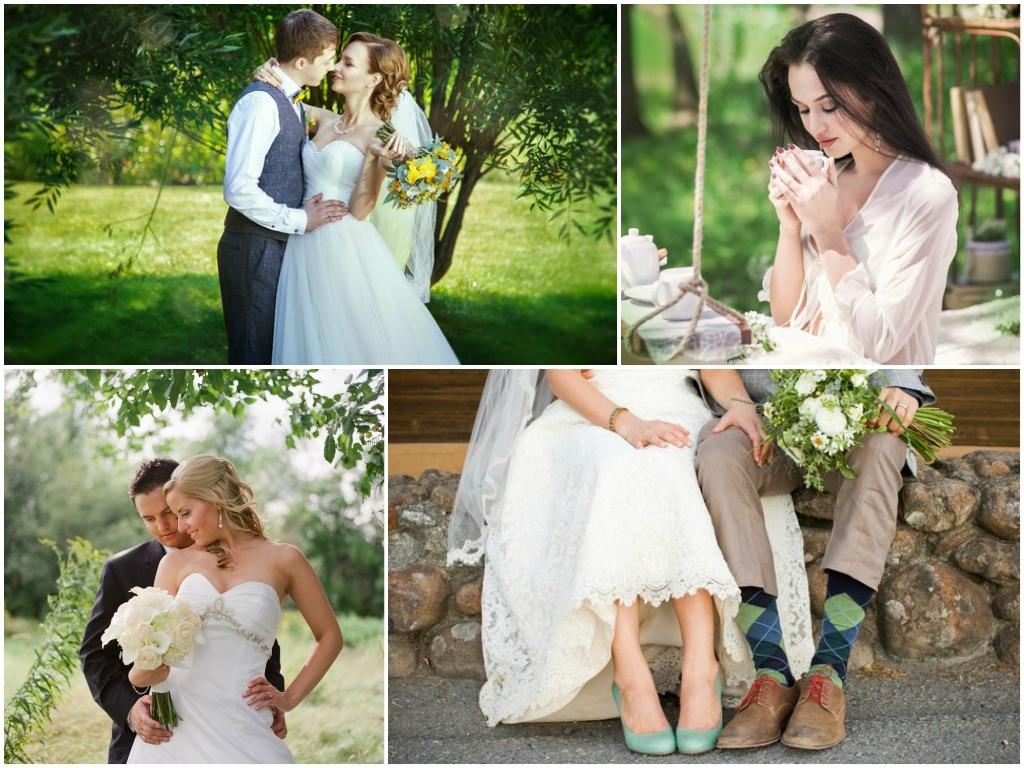 свадьба в августе приметы