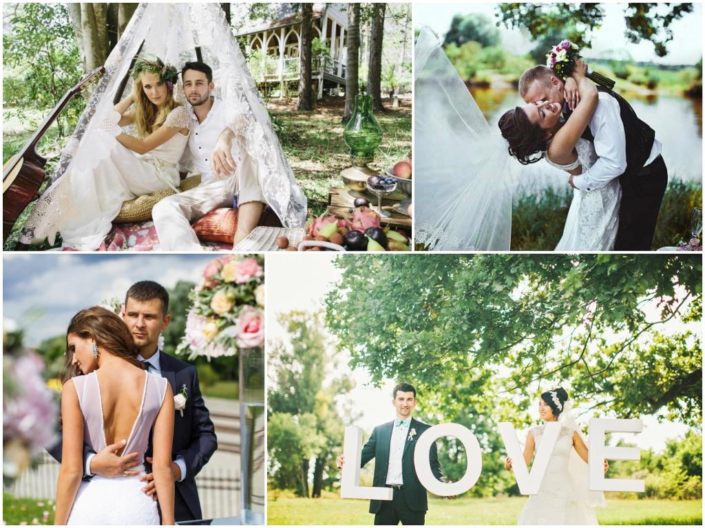 Благоприятные дни для свадьбы в августе