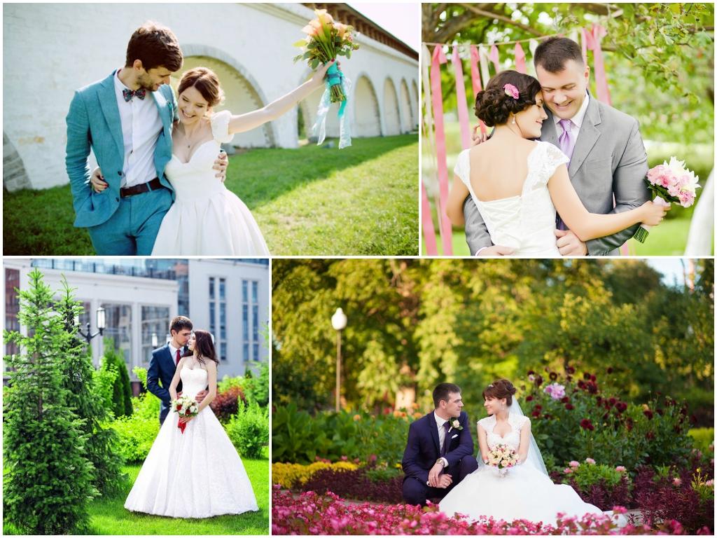 Благоприятные дни для свадьбы летом