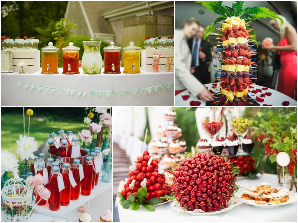 свадьба летом идеи для свадьбы в августе