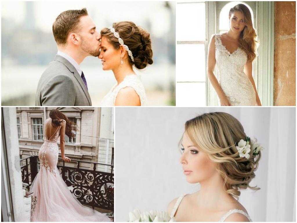 свадьба летом платье невесты