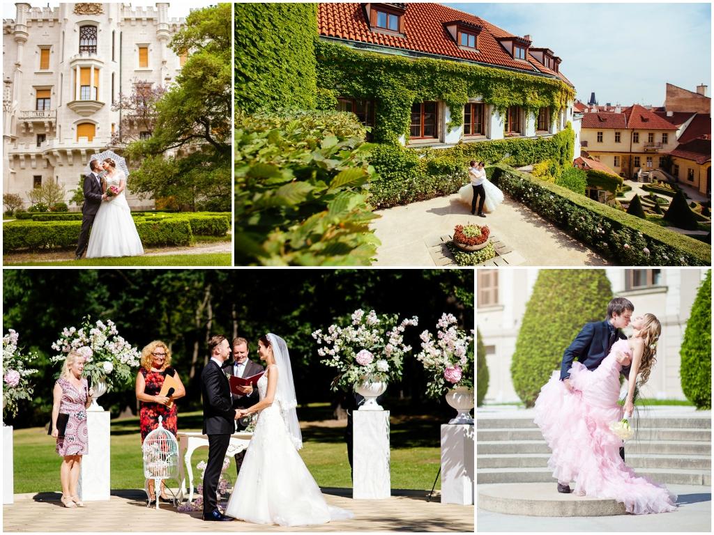 официальное бракосочетание в чехии