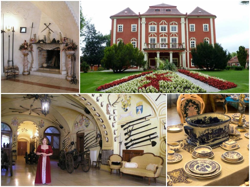 свадьба в чехии Замок Детинице