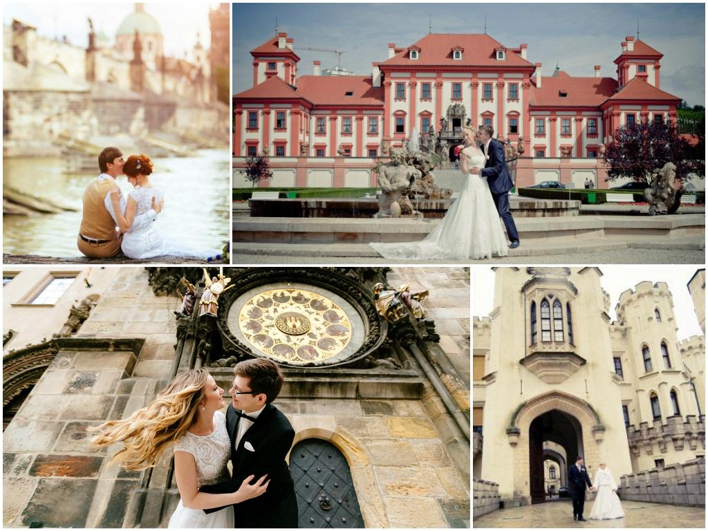 свадьба в чехии стоимость