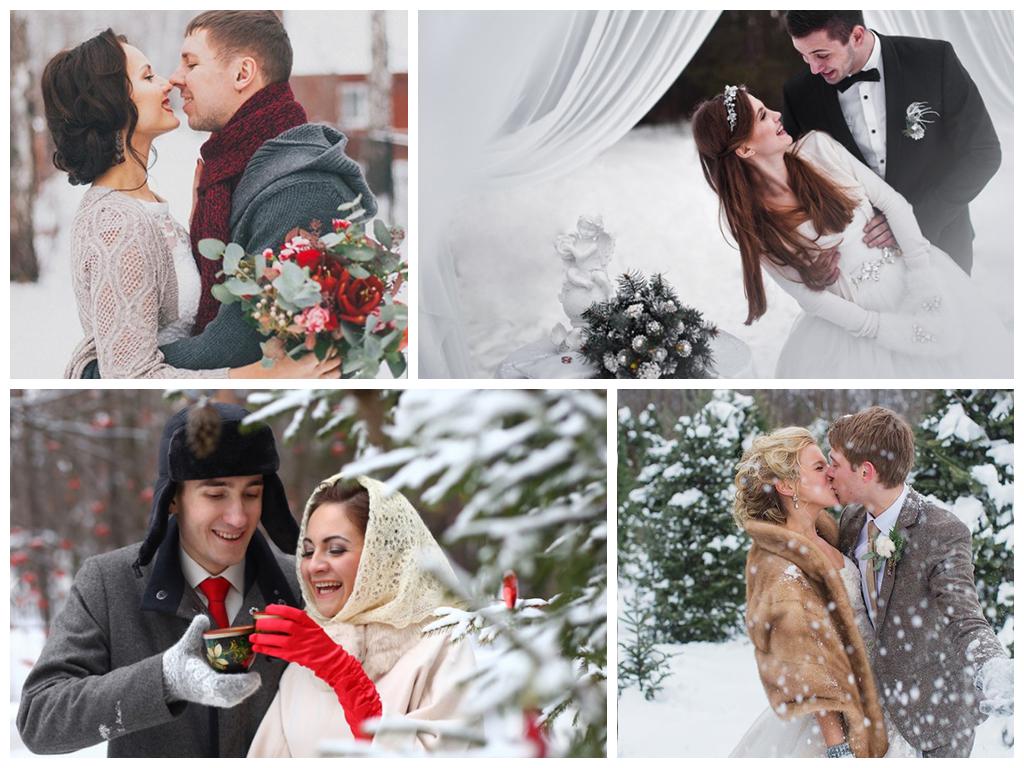 свадьба в декабре приметы