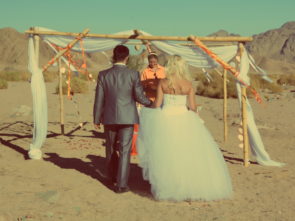 Свадьба в Дубае