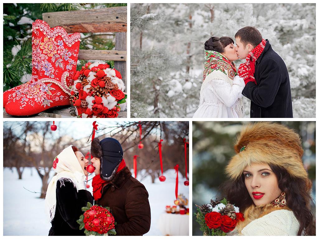 в чем пойти на свадьбу в феврале