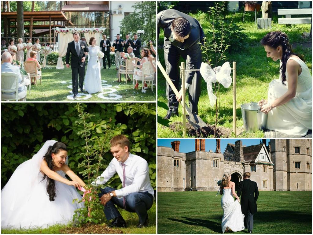 как проходит немецкая свадьба: традиции и обычаи