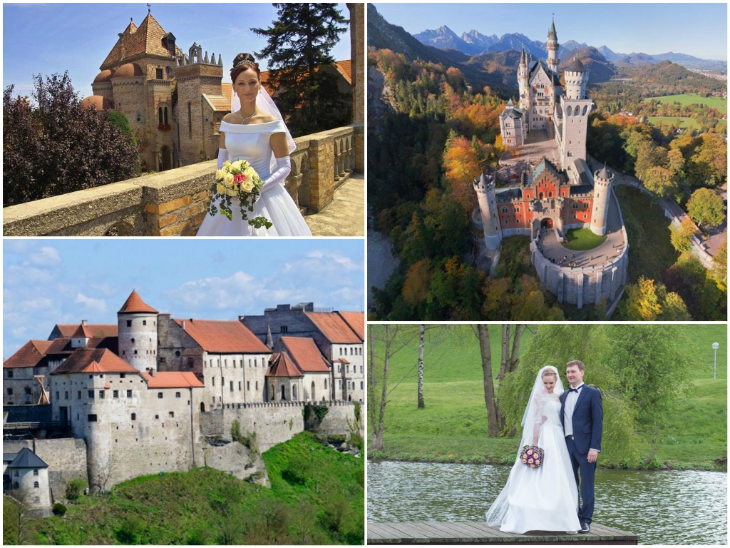 сколько стоит свадьба в германии цена