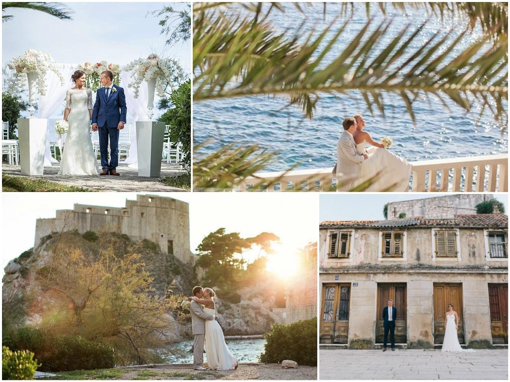 Как организовать свадьбу в Хорватии