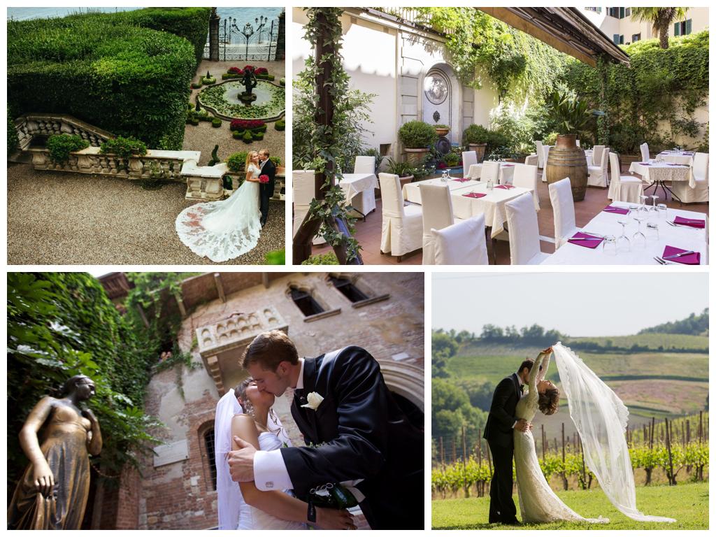 символическая свадьба в италии