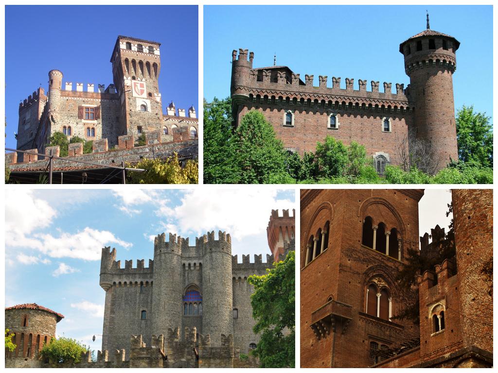 свадьба в италии свадьба в замке пьемонта
