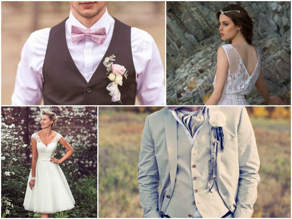 свадьбы в июле платье невесты