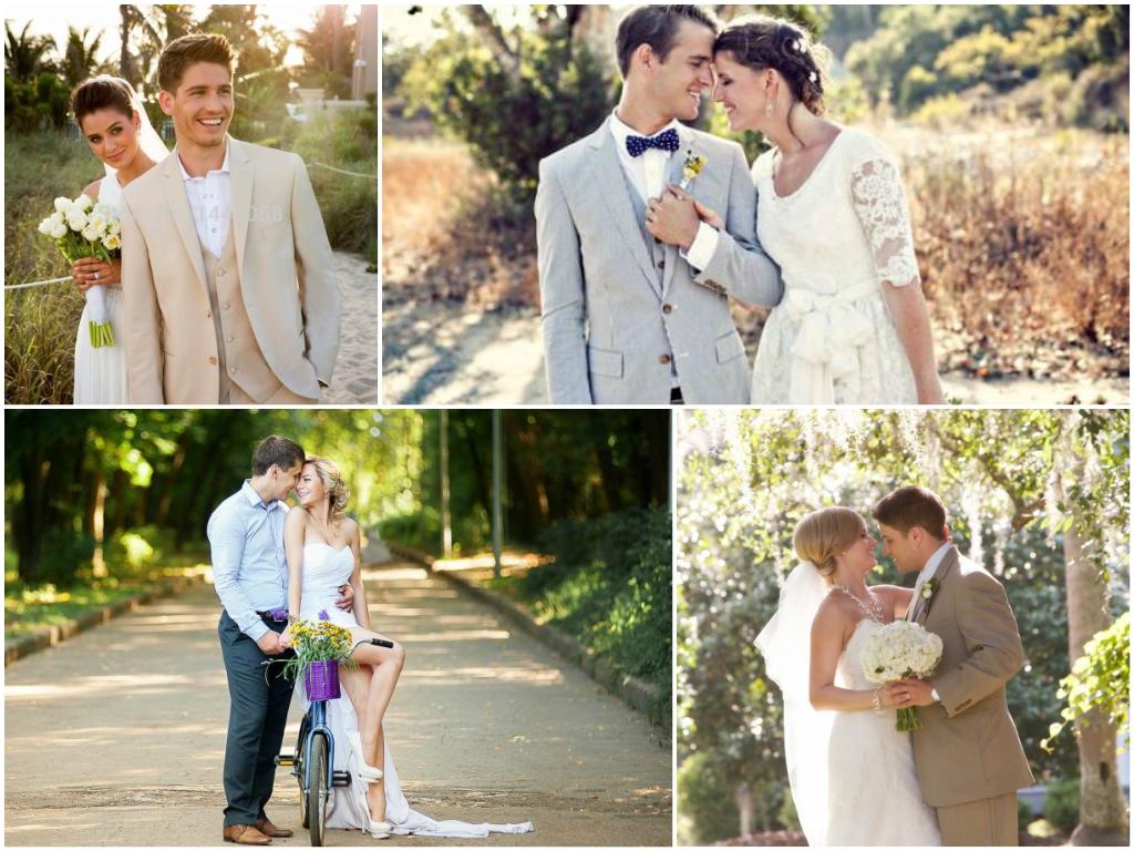 свадьба в июне костюм жениха