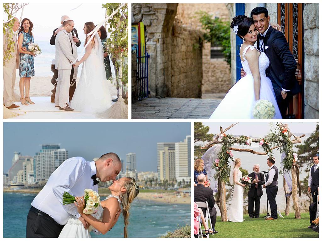 символическая свадьба в израиле