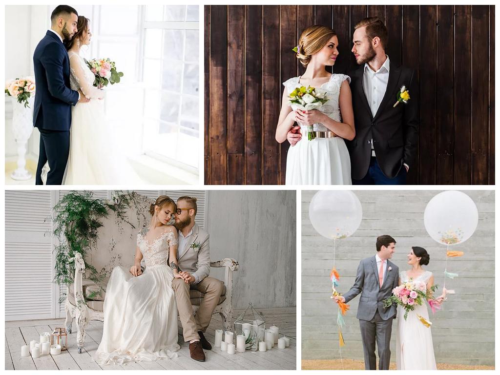 свадебная фотосессия в марте в Санкт-Петербурге