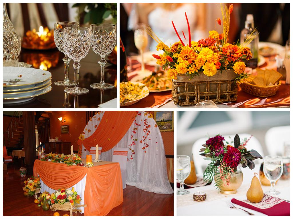идеи для свадьбы в ноябре
