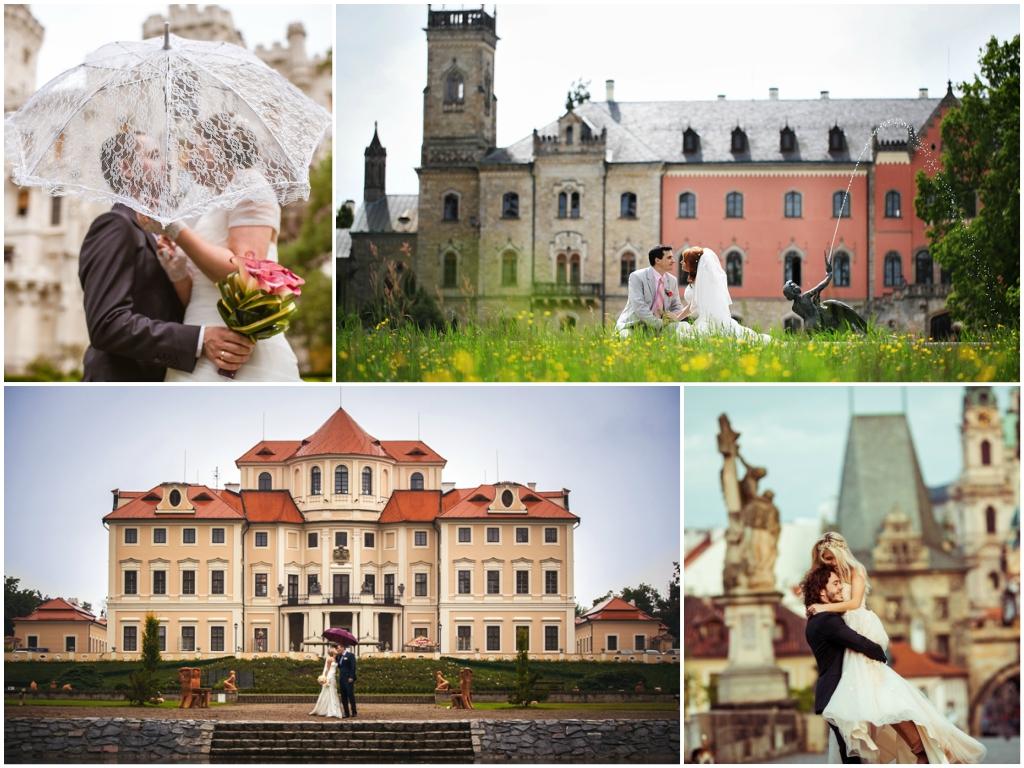 Как организовать свадьбу в Праге
