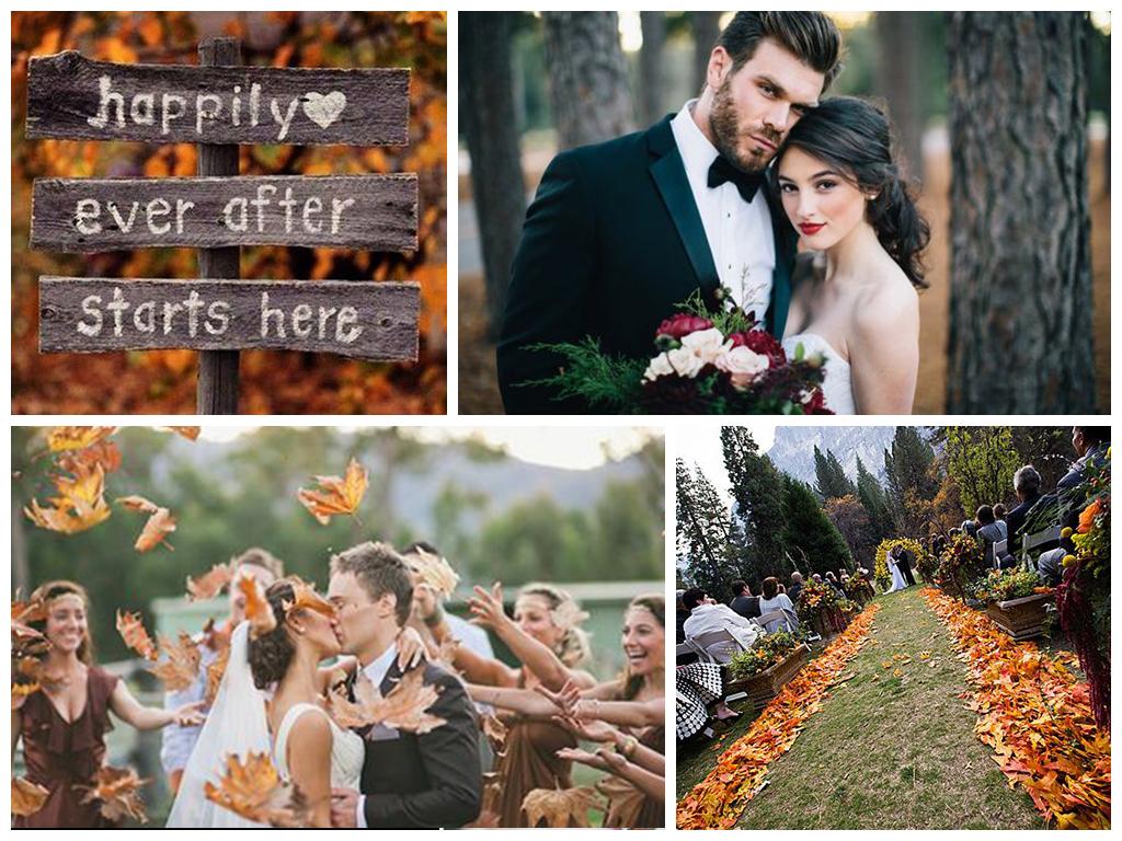 свадьба в сентябре благоприятные дни
