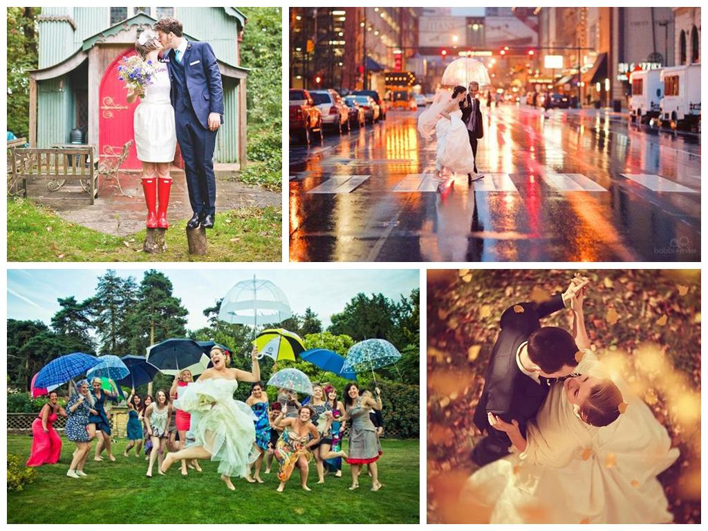 свадьба в сентябре идеи для свадьбы