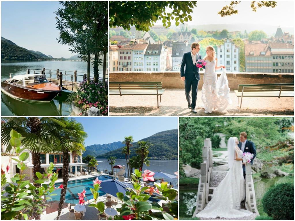 свадьба в швейцарии Моркоте