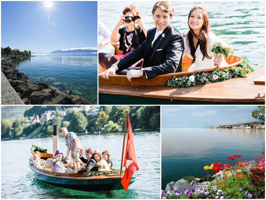 свадьба в швейцарии женевское озеро