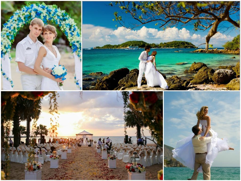 Как отпраздновать свадьбу в Таиланде