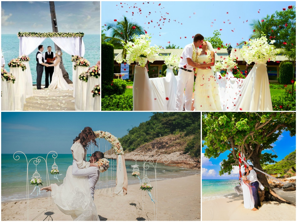 официальная свадьба в таиланде