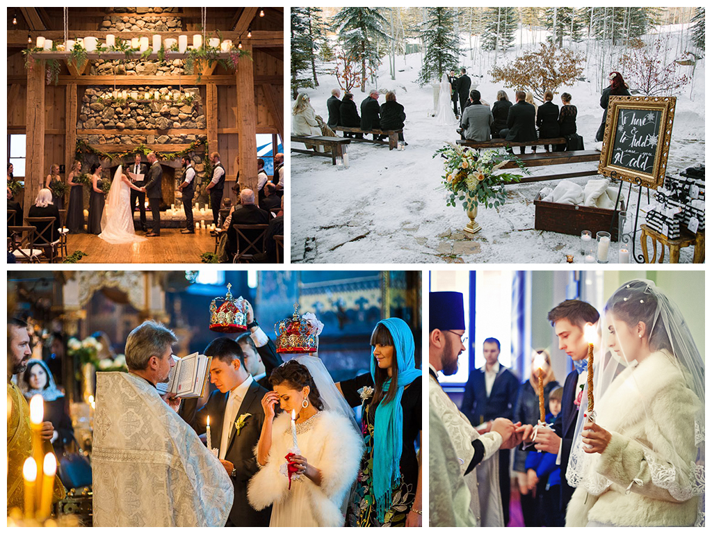 благоприятные дни для свадьбы в январе 2018