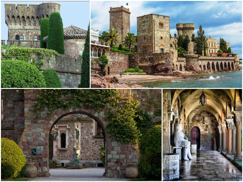 свадьба в замке Монплезир франция