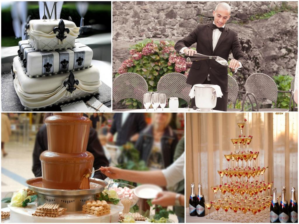 свадьба в замке стиль и сценарий праздника