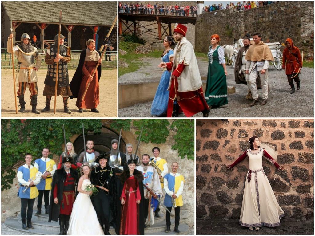 свадьба в замке дресс-код для гостей