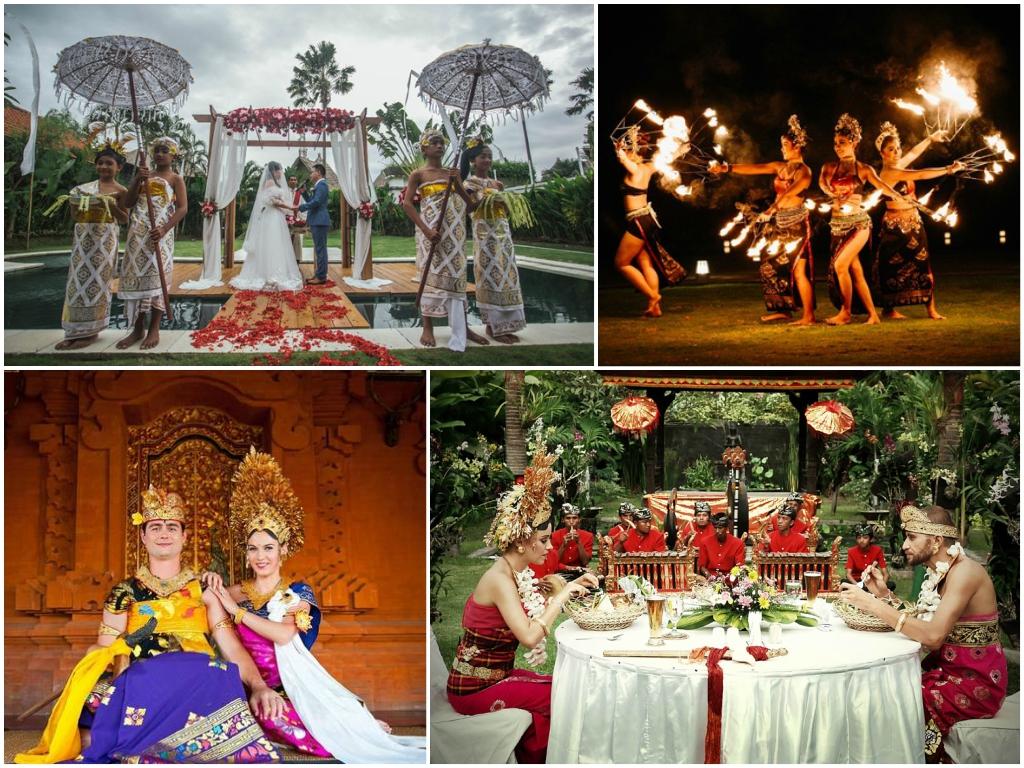 свадьба на бали Курорт Семиньяк