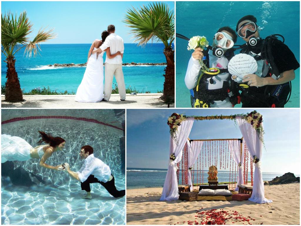 свадьба на бали Курорт Нуса Дуа
