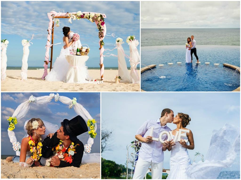 официальная свадебная церемония на бали