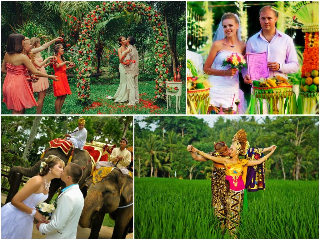 свадебная фотосессия на бали