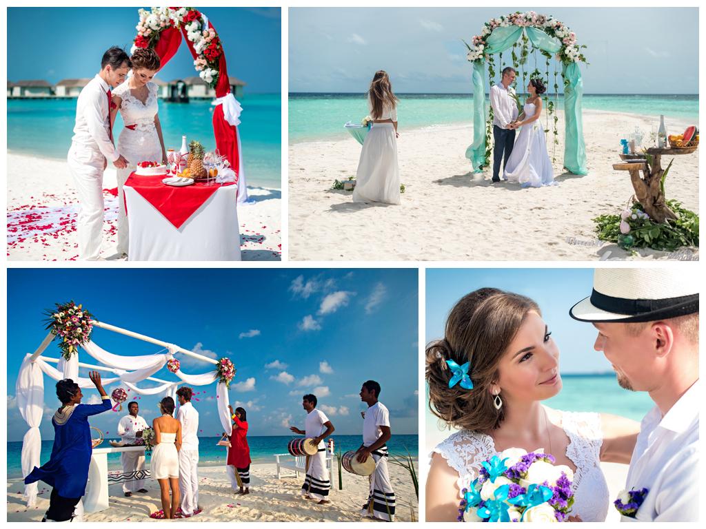 свадьба на мальдивах официальное бракосочетание