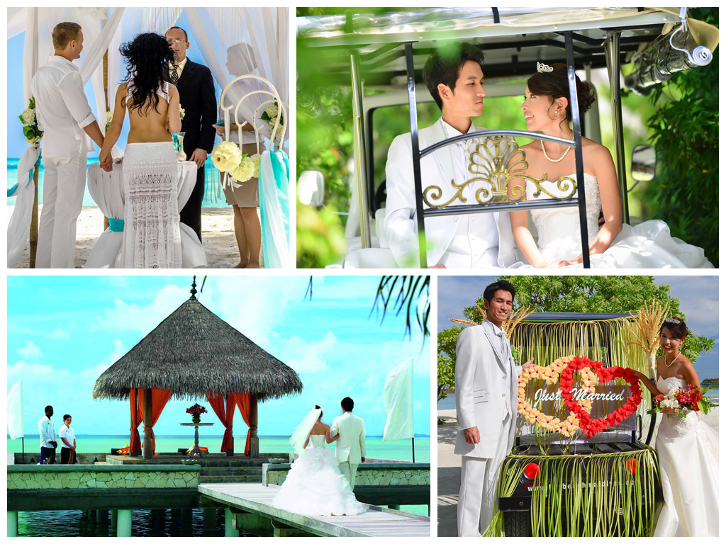свадьба на мальдивах где провести