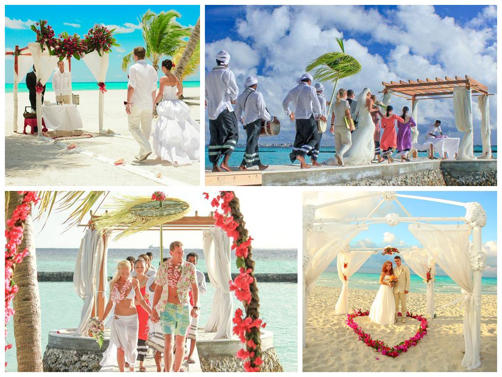 свадьба на мальдивах сколько стоит
