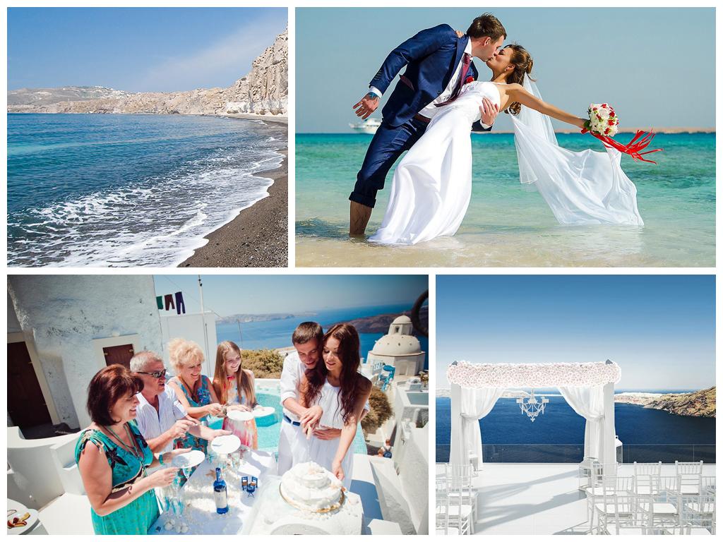 преимущества свадьбы в греции